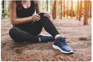 Sporten met kniepijn