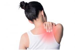 nek -en schouderpijn