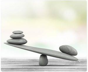 Lichaamsprocessen uit balans