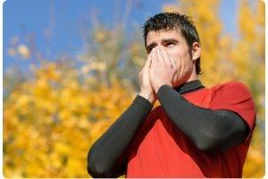 Sporten met een verkoudheid