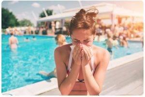 Zomerverkoudheid
