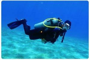 oorpijn tijdens of na het duiken