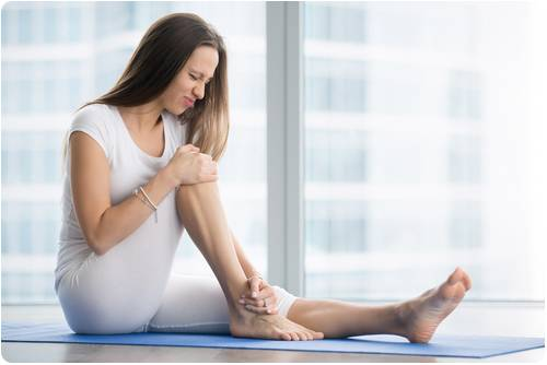 Spierpijn yoga