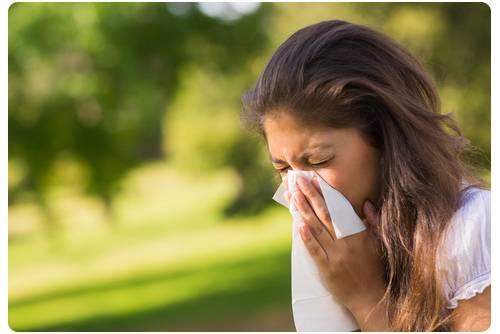Symptomen allergie