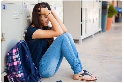stress bij jongeren
